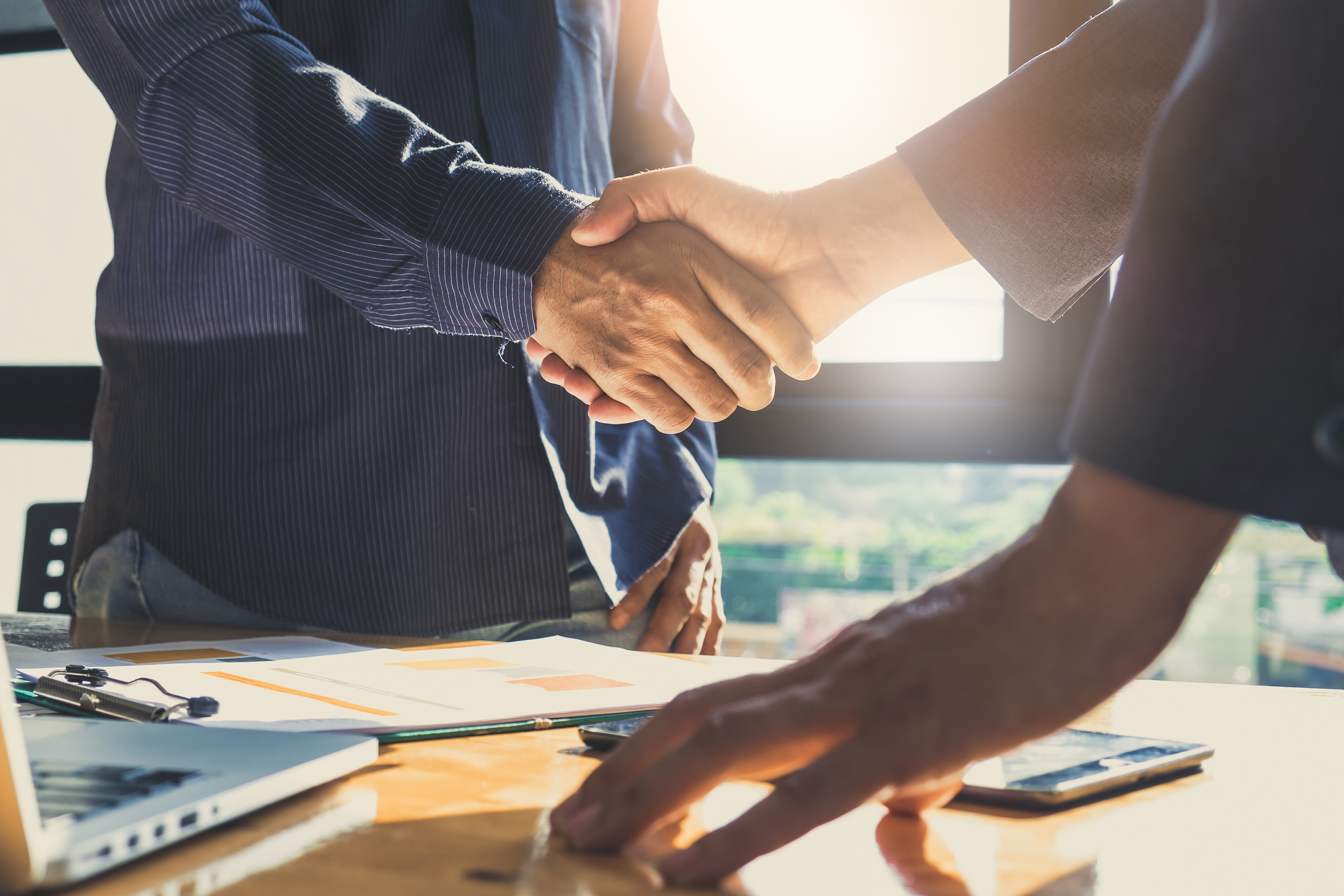 OUR PARTNERSHIPS HELP YOU GET EVERYTHING YOU NEED UNDER ONE CONTRACT